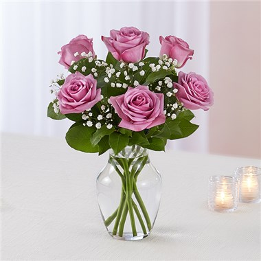 1 800 Flowers 174 Love S Embrace Lavender Roses Great